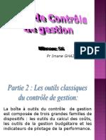 Pr. Imane GHAZLANE Contrôle de gestion part 2 (4)