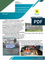 Newsletter Gerebek Penyulang 11 Desember 2020