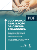 Produto Educacional - Guia Para a Realização Da Oficina Pedagógica
