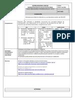 ACTIVIDAD EN CLASE MP SEM3 2021 INDICADORES