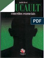 REVEL Judith. Foucault - Conceitos Essen