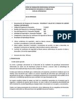 #GFPI-F-019# Seguidad