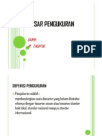 PDF-Teori Dasar Pengukuran
