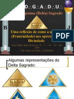 O Tetragrama (Delta) Sagrado - 2020.05.24