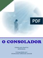XAVIER, Francisco Cândido - O Consolador [Emmanuel]