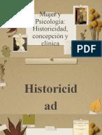 Mujer y psicología