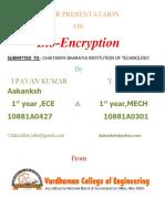 bio-encryption