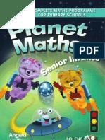 Planet Maths Senior Infants - Sample Pages