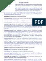 Glossario sistema financeiro 2
