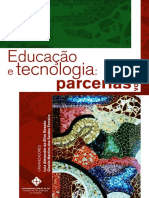Educacao e Tecnologia Parcerias Volume 4