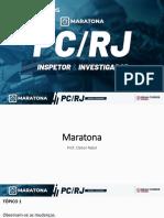 Maratona PCRJ - Claiton Natal