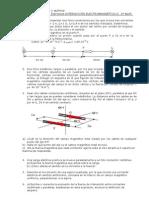 ejercícios interacción electromágnética II