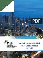 Informe de Sostenibilidad de la Deuda VF