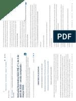 Instrução Normativa n° 01/2019 atualizada pela IN 31/2021