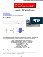 CTMS Example_ Motor Position Control Modeling