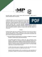 2.ACUSACION DEL MP