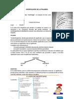 s 5.Separata-morfología de La Palabra.