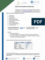 IIndicador de Inteligencia de Mercado 2016-2018