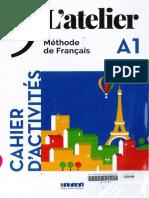 L'Atelier A1 _ Cahier d'Activites 10.9.20201