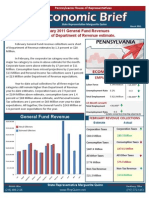 Quinn March 2011 Economic Brief