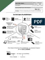 document 1 périphérique informatique