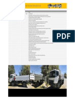 Tolva-8m3 Camion Foton