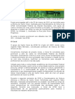 Agenda UFGD