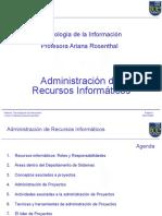 Clase_8_Administracion de Recursos Informaticos