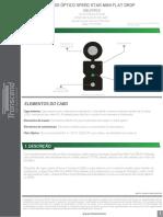 Datasheet MiniFlat DROP_GFRP atualizado 04_2021