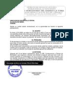 RESULTAS DE ASAMBLEA