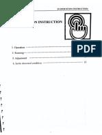 Раздел-4 Штамп для перфорации профиля RHS117