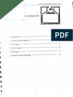 Раздел-3 Штамп для перфорации профиля RHS117