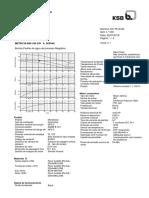 MEGABLOC 125-080-160F GG SELO 4CV 4P