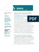 Shadac Share News 2011mar21