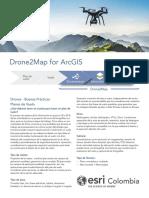 Brochure Drone2map Buenas Practicas de Vuelo