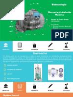 Biorreactor de Agitación Mecánica_briceño Briceño