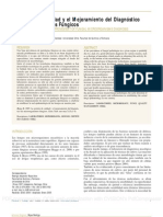 La Gestión de Calidad y el Mejoramiento del Diagnóstico