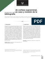 carcinoma suprarrenal