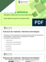 Aula 2_Estrutura Atômica