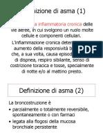 Asma Lezione 2011