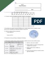 FT Estatística Revisões