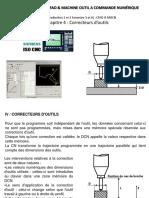 Cours Production Chap 4 Correcteurs Doutils 2020