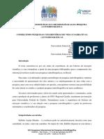 CONHECENDO PESQUISAS COM HISTÓRIAS DE VIDA E NARRATIVAS