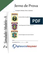 Provas Modelo a Português Redação Física-Química Brasília... (1)