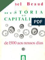 20 - A Historia do Capitalismo - Michael Beaud
