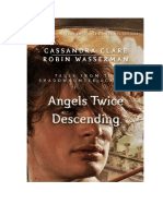 Cassandra Clare - Tales From The Shadowhunter Academy 10 - Angels Twice Descending - (Anjos Duplamente Caídos)