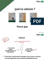 CALCIUM- PRESENTATION