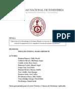 Grupo 1 -Trabajo de Campaña de Vacunación MSB (SI301U)