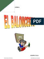 Apuntes 1º E.S.O. Baloncesto