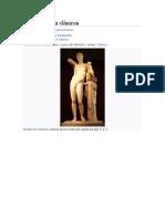 Arte y cultura clásicos resumen